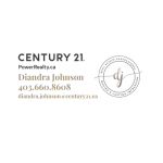 Diandra Johnson, Realtor® CENTURY 21 PowerRealty.ca